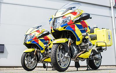 Foto: Ambulancezorg Groningen