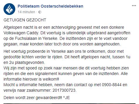 Facebook_bericht_politie