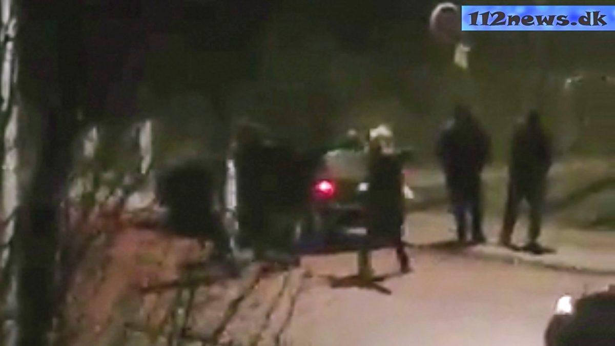TV: Kvinde smadrer bil med baseballbat i Korsør