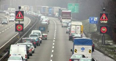 Rettungsgasse (reddingsstrook) nu ook in België verplicht
