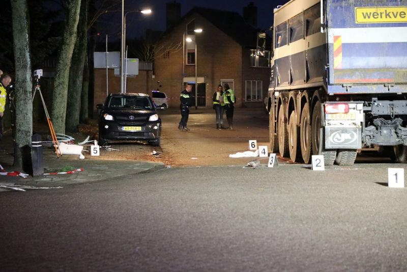Meisje zeer ernstig gewond bij aanrijding in Tilburg.