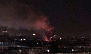Brand Den Haag