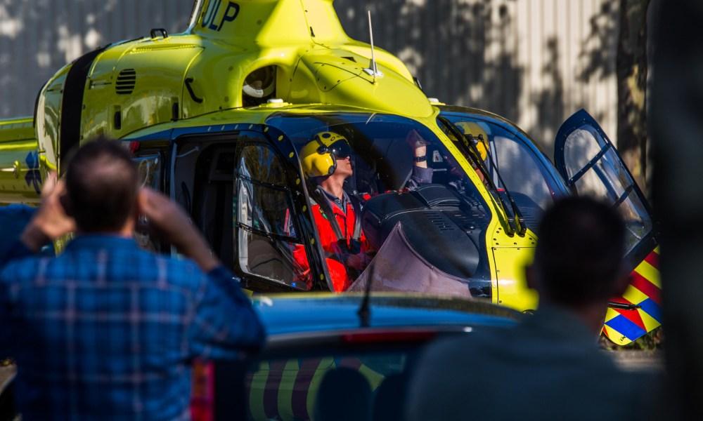 Zeven gewonden bij ernstig ongeval met lijnbus.
