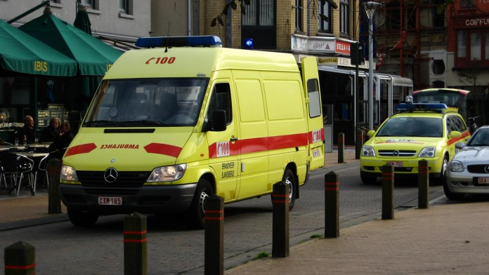 ambulance belgie