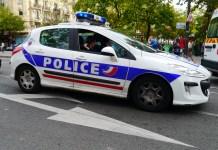 Politie in Parijs