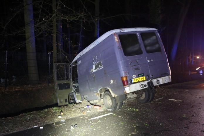 Ongeval Esch