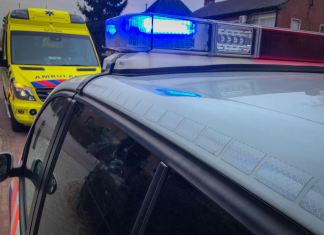 politie en ambulance