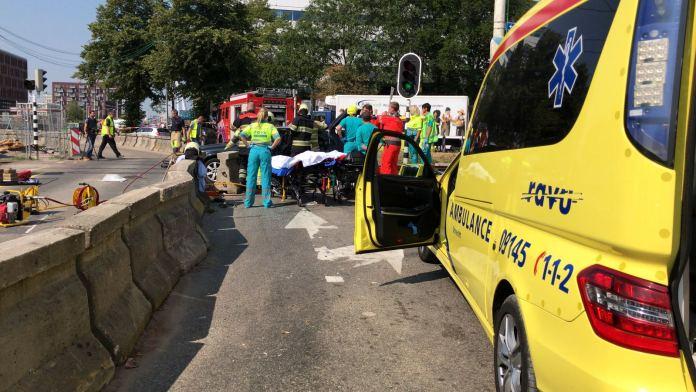 Ongeval Utrecht