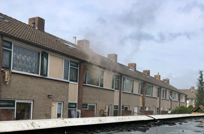 Brand Papendrecht