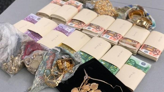 goud, geld