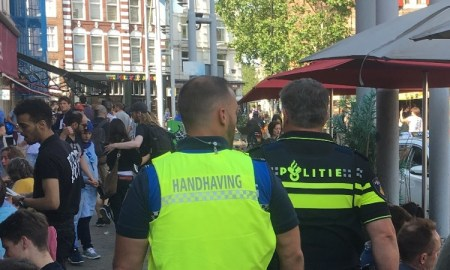 handhavingpolitie