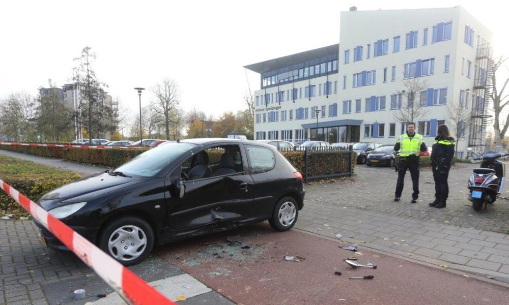 Zwaargewonde bij ongeval in Den Bosch.