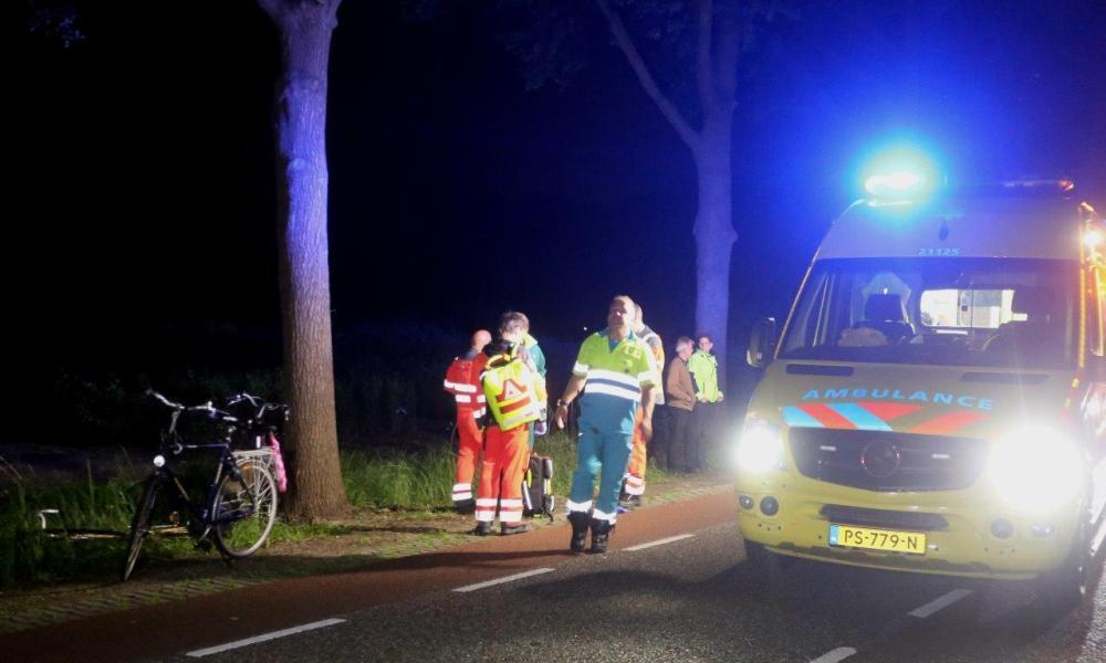 Dronken bestuurder laat echtpaar zwaargewond achter na ongeval.