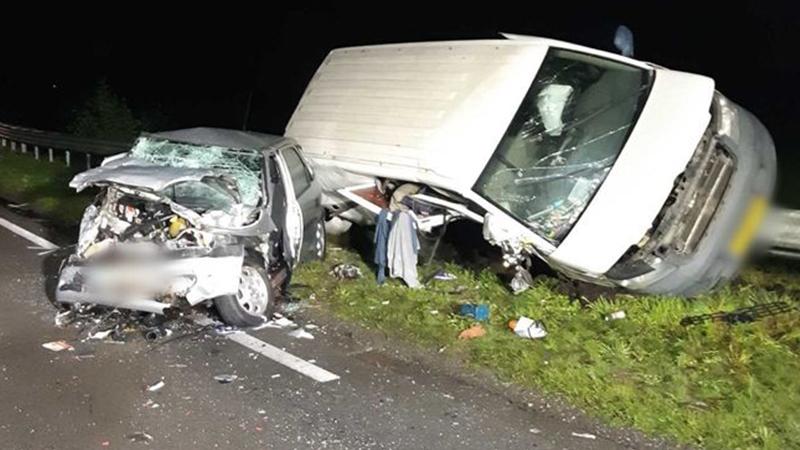 Persoon in kritieke toestand na zeer ernstig ongeval, dronken bestuurder opgepakt.