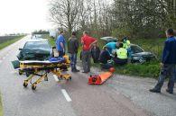 Het ongeval op de Gedeputeerde Laanweg