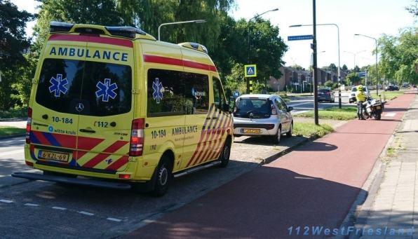 Ongeval in Heerhugowaard