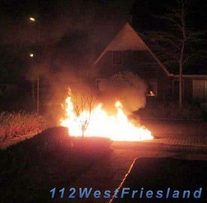 Hoogkarspel brand