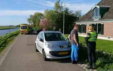 Ongeval Oostwoud