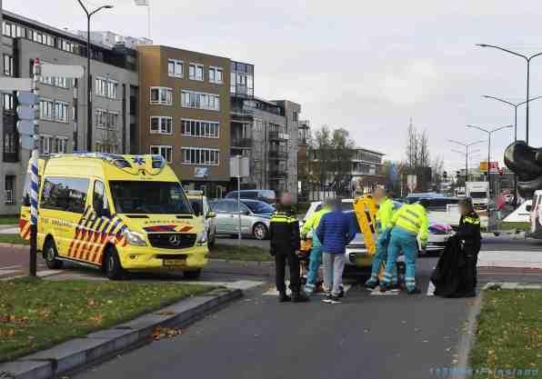 Ongeval Heerhugowaard, politie