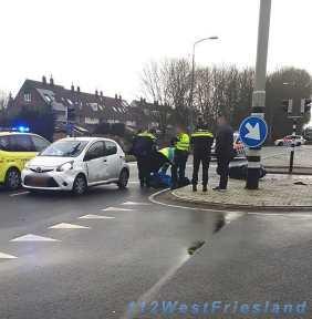 Ongeluk in Hoorn