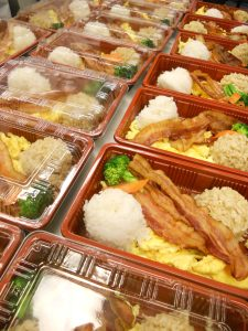 1132 Cafe Breakfast Bento