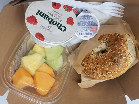 Breakfast Pastry Box
