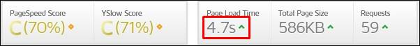 MySQLのデータベースを最適化するとブログは高速化するのか実験してみた