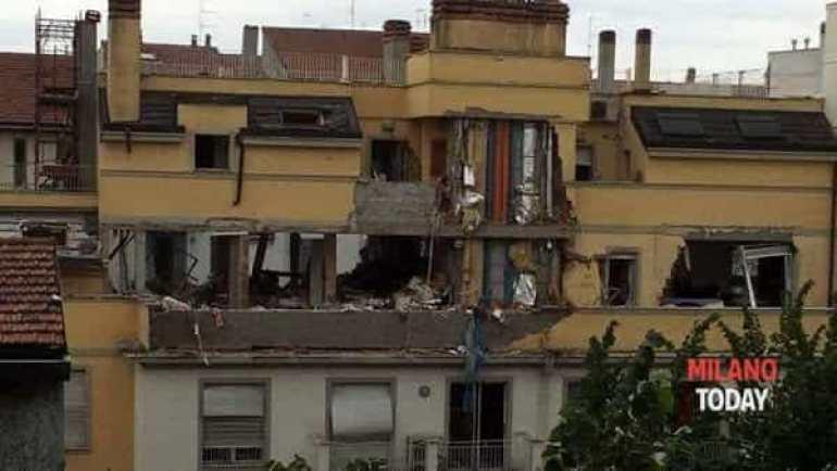 Esplosione via Brioschi - Foto Valerio Minotti-2-2