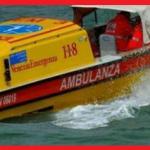 Napoli, emergenza idroambulanze nel Golfo: ne funziona solo una