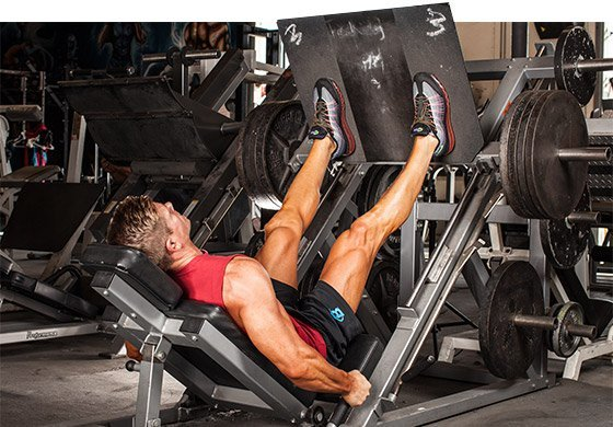 A importância do treino de força complementar em atletas