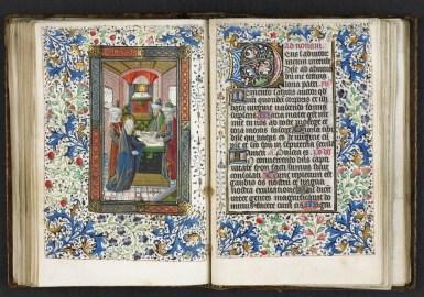La présentation de Jésus au Temple. Médiathèque du Grand Troyes. Photo: P. Jacquinot