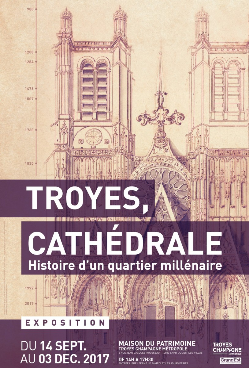Mdp_Affiche_Expo_Troyes_Cathédrale2