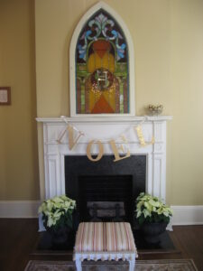 "Mantel Number Two--""Noel"""