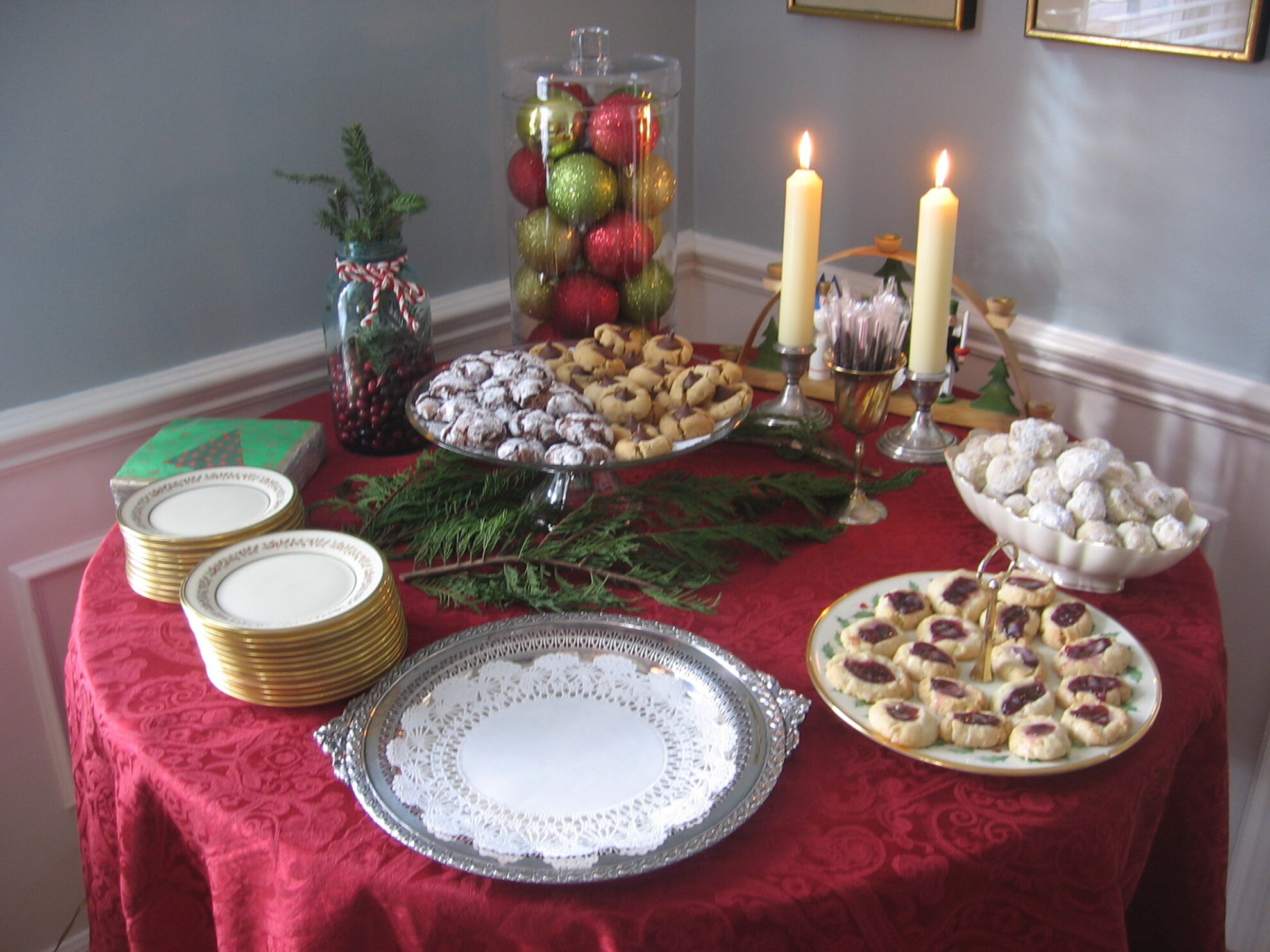 Holiday Open House--Vignettes