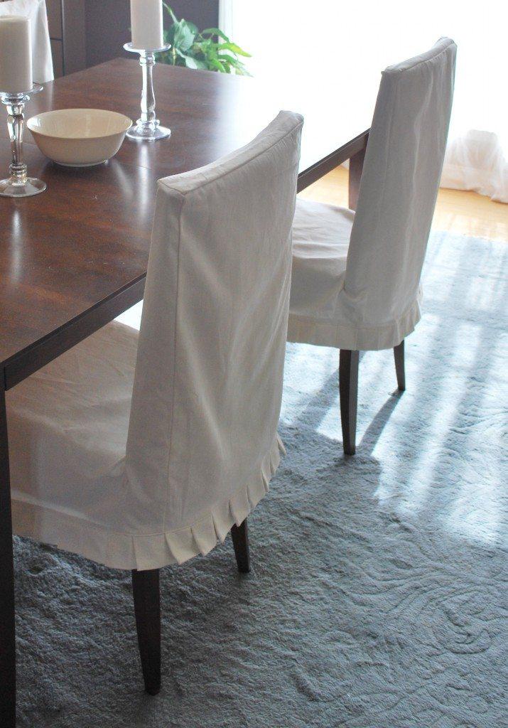 Ballard Designs Couture Chair Slipcovers