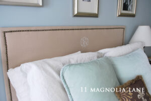 And Finally...A Headboard