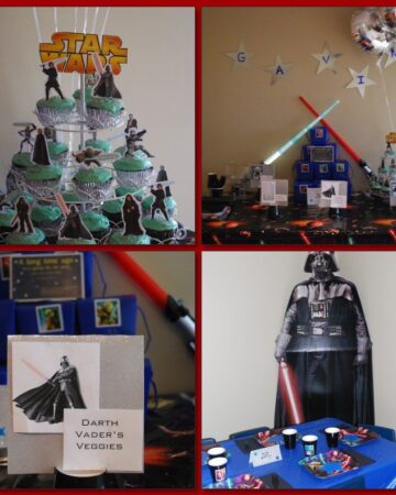 DIY Star Wars Party