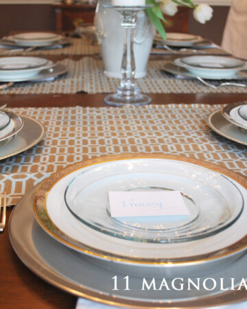 dinner party tables cape