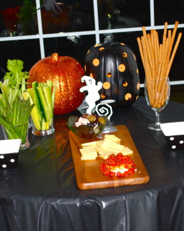 Happy Halloween--A Spooky Holiday Bash