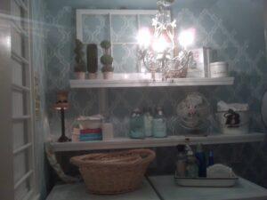 Laundry Room Redo Part 2--a few more tweaks