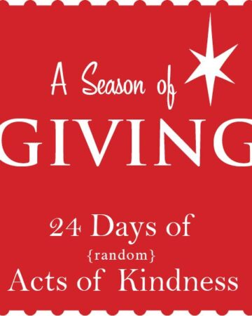 Season of Giving: The final 4 Days and Recap!