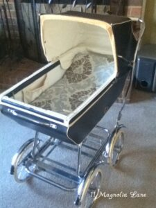 Gorgeous, Refurbished English Pram!