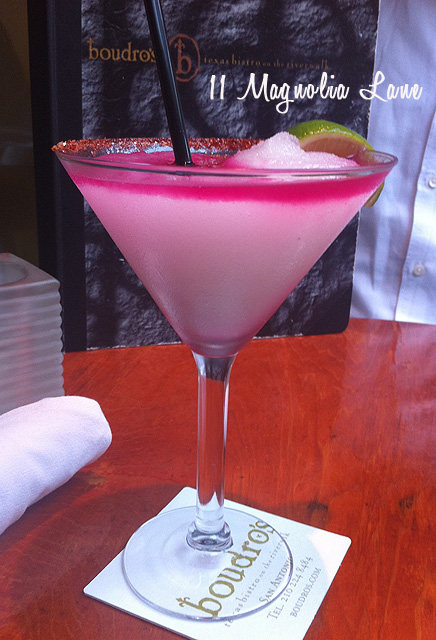 Prickly Pear Martini