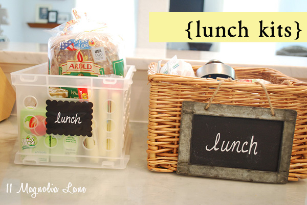 lunch kits marked copy