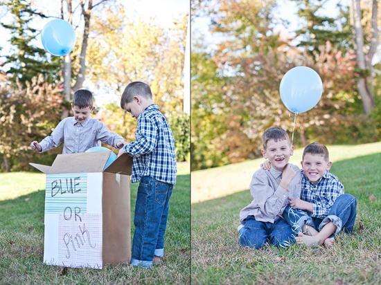 expecting a boy or a girl photo shoot