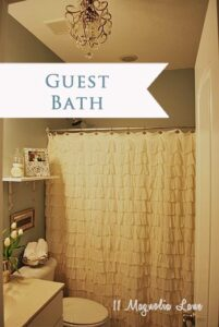 The Guest Bath