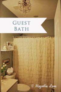 The Guest Bath
