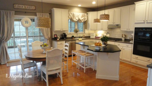 Kitchen at 11 Magnolia Lane