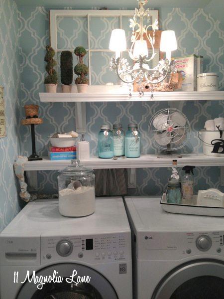 Laundry room at 11 Magnolia Lane