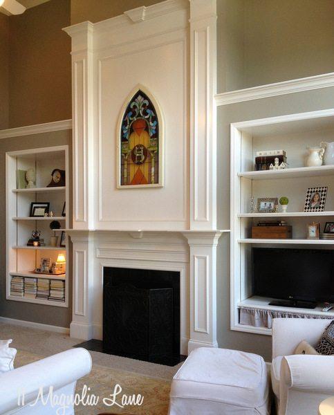 Great room at 11 Magnolia Lane